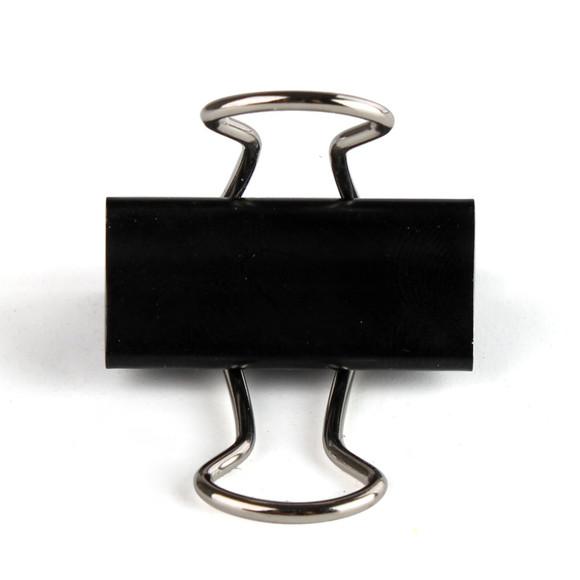 黑色長尾夾